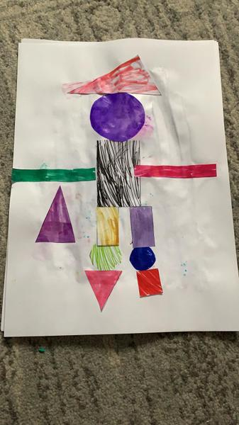 This is great Shape work Elijah!