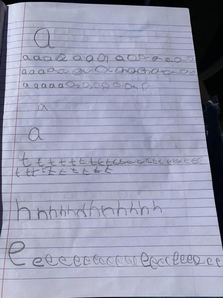 Super writing Elee