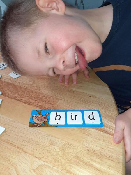 Fantastic Spellings Elijah!