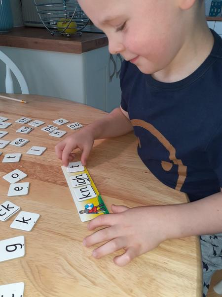 Great spelling work Elijah!