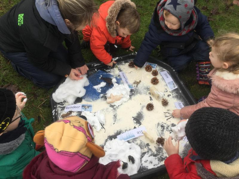 Investigating snow and ice