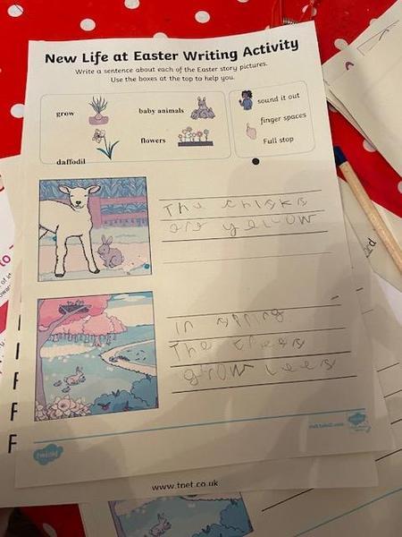 Super sentence work Hayden, wonderful!