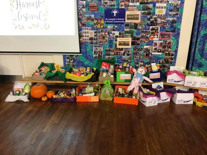 Harvest donations 2019