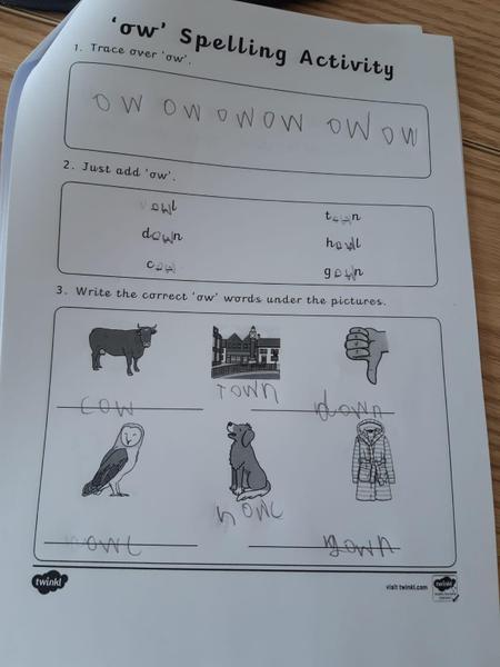 Lovely writing Hannah!