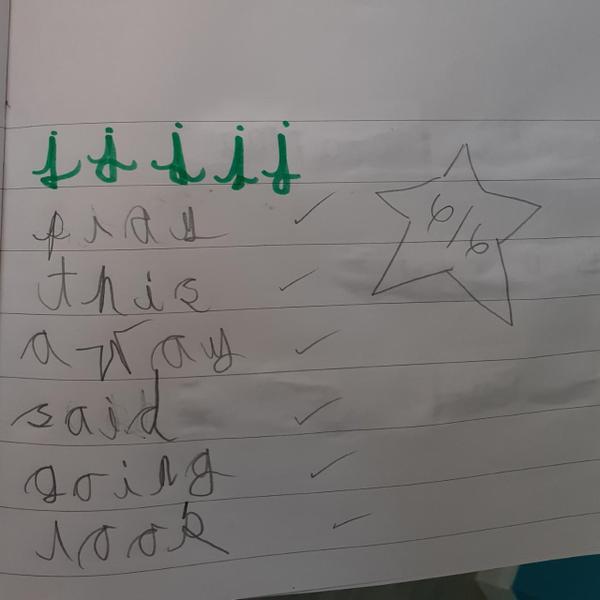 Excellent score Elijah!