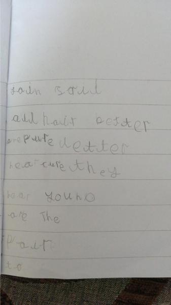 Beautiful writing Robyn!