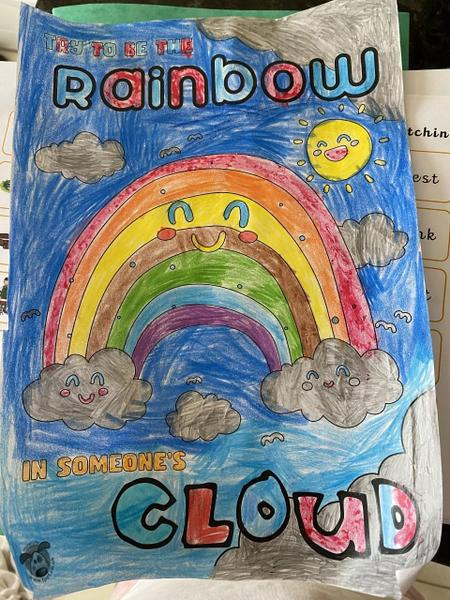 Fantastic colouring Enzo-Lee, great work!