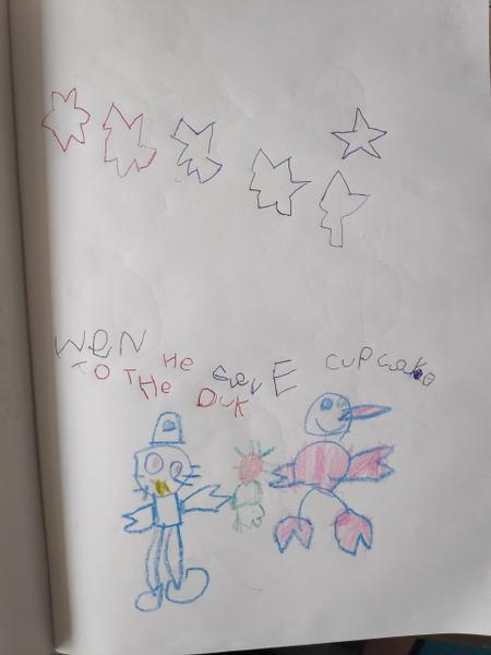 Amazing Book review Oliwia!