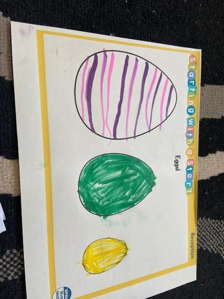 Fantastic art and maths Hayden!