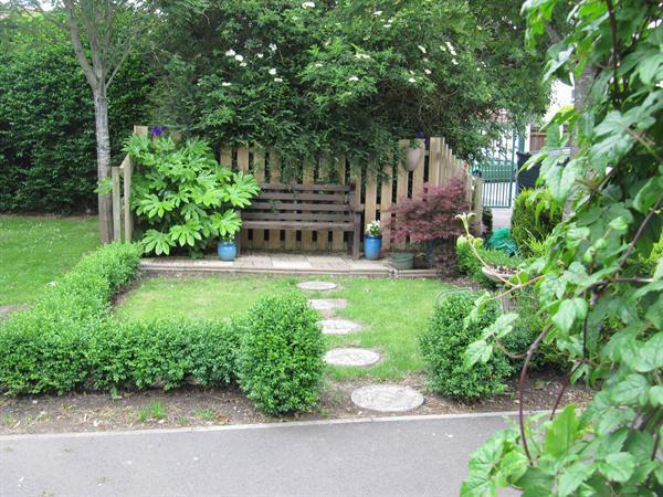 Father Barry's Memorial Garden (