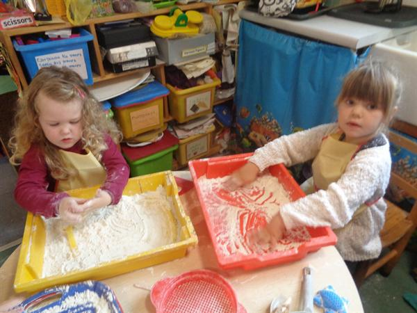Flour exploration