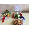 Cake Competition Entries