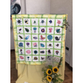 Year 4's Quilt (Current Year 5)