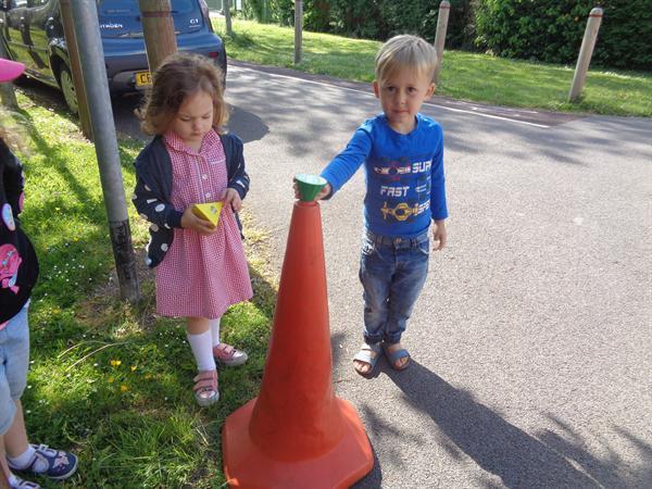 Jenson found a cone