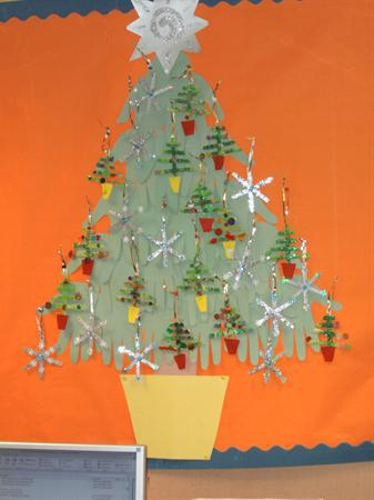 Christmas Tree Mr Fishers Class