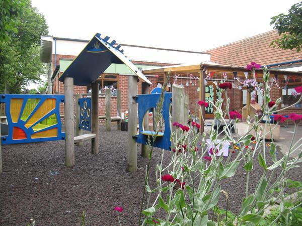 Nursery play area
