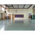 School Hall & Dining Room