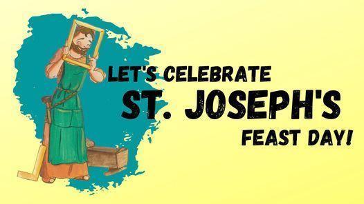 Lets Celebrate St Joseph's Day