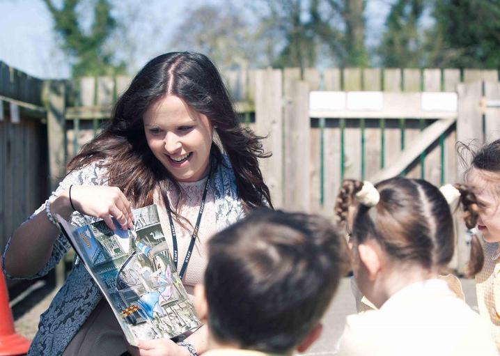 Mrs Doherty, Y1 teacher/Science Leader