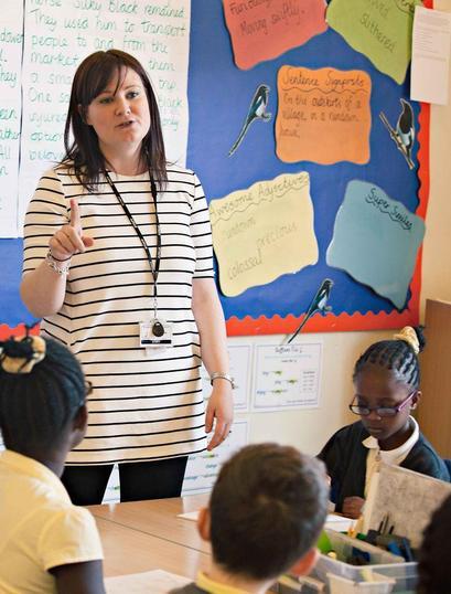 Mrs Kearney, Assistant Headteacher/Y4 Teacher / English Lead