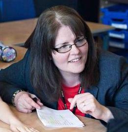 Mrs Churchill - Safeguarding Lead