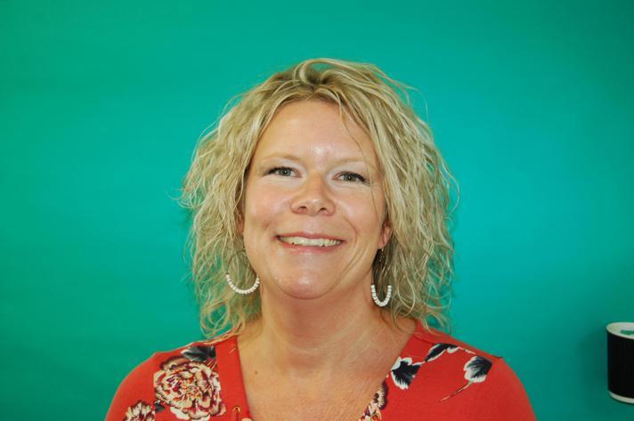 Mrs Gallacher,  School Administrator