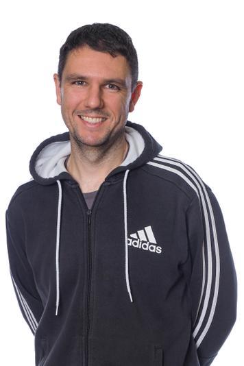 Mr Turner Teacher, PE