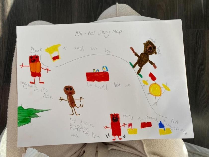 Jaxx's 'No-Bot' storymap.