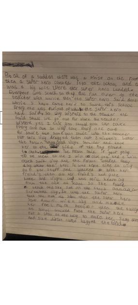 Emmie's story