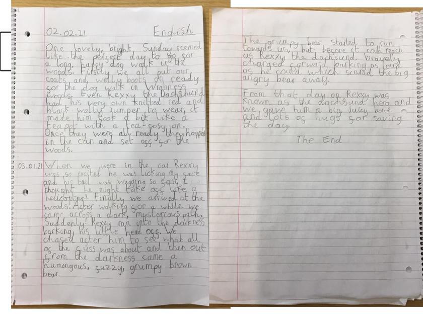 Hollie's story