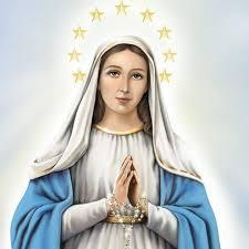 Mary, Mother of Jesus.