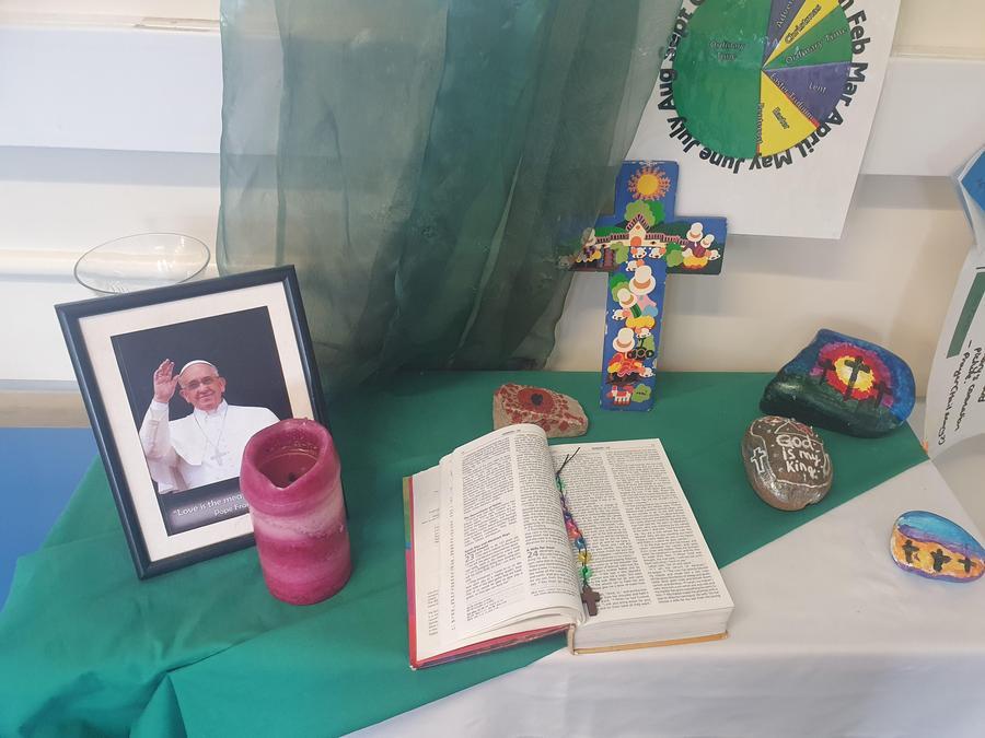 Our Prayer Area