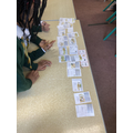 After sequencing the story we retold the story.