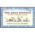The Jolly Postman is our new book in English.