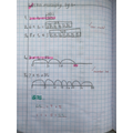 In maths, we used bar modelling to solve multiplication and division calculations.