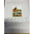 We have loved using the book, The Invisible Boy in English.