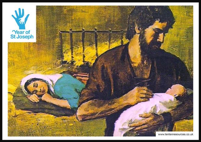 Year of St. Joseph 2020-2021