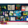 Year 1 Under the Sea Shoe box design