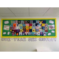 Year 6 DT Display