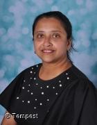 Mrs P Gupta - Midday Supervisor