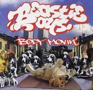 Poetry & Rap (Beastie Boys)
