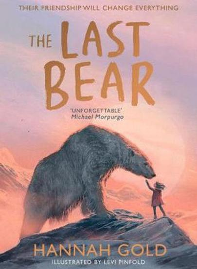 The Last Bear by Hannah Gold