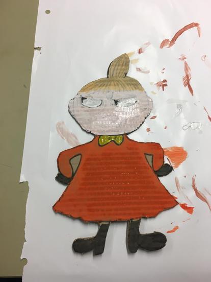 Moomins cutouts