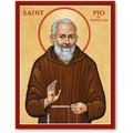 Year Four Class Saint, Saint Pio