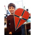 An amazing Norman Shield