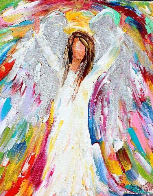 Angel Gabriel by Carol Tarlton