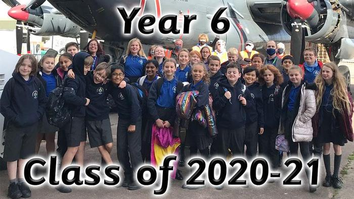 Year 6 - Class of 2020-21