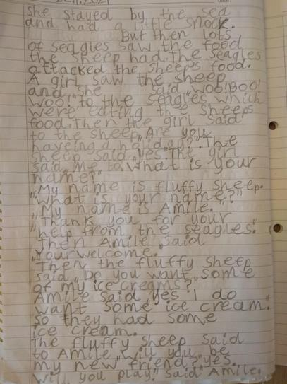 Freya's story