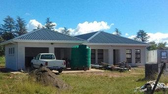 Houses in Maseru