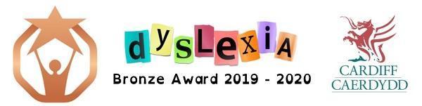 Dyslexia Bronze Award
